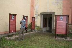 Slavnostní otevření Malého muzea MSJN Nepomuk