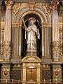 sv. Jan Nepomucký - oltář v kostele SJN