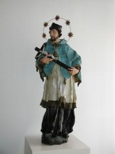 Svatý Jan Nepomucký - soška